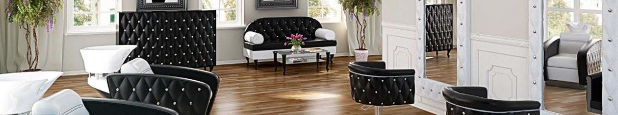 Friseureinrichtung, Saloneinrichtung, Friseurm�bel, Friseur-Starterpakete - A-Z Style