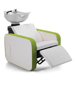 Waschstuhl mit Massage