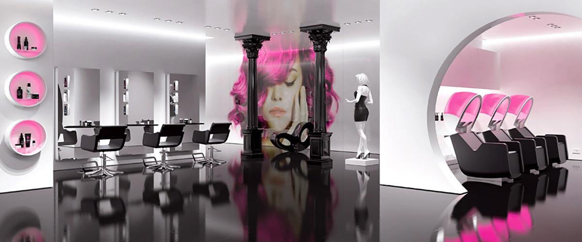 A-Z Style - Salon Gamma Colour