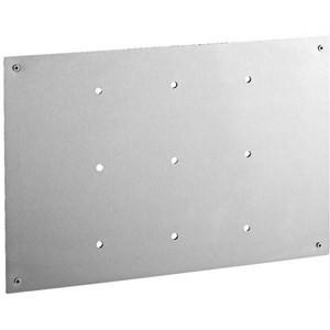 Wandschutzplatte Edelstahl