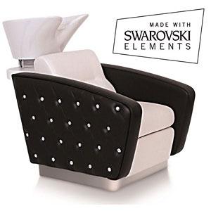 Waschanlage Obsession mit Swarovski Steinen