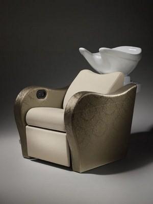 Wascheinheit Lux mit Shiatsu - Massagesystem