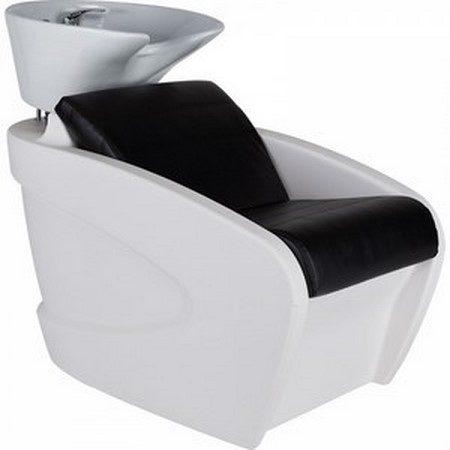 Backwash Vanity white