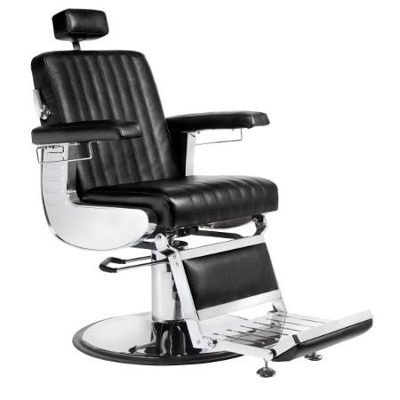 Barberstuhl Diplomat black